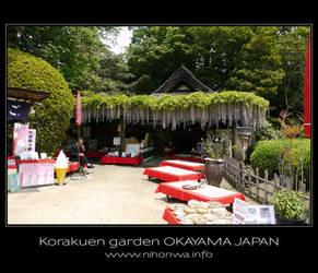The korakuen garden -2-
