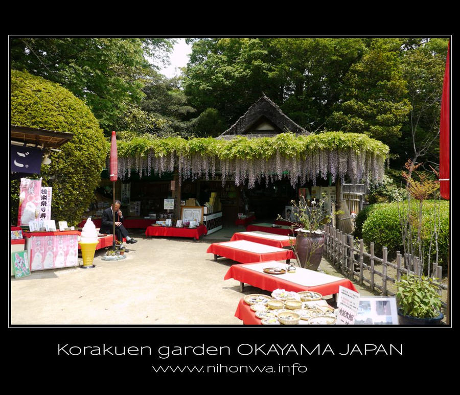 The korakuen garden -2- by Lou-NihonWa