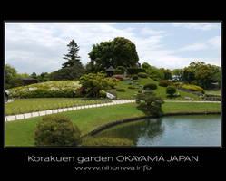 The korakuen garden -3-