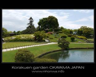 The korakuen garden -3- by Lou-NihonWa