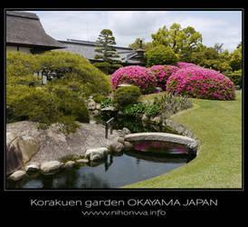 The korakuen garden -5- by Lou-NihonWa