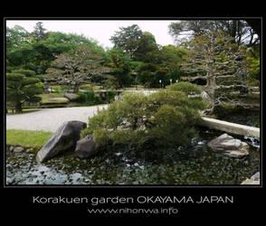 The korakuen garden -6- by Lou-NihonWa