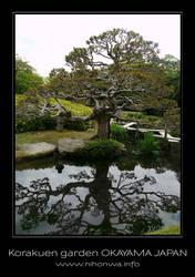 The korakuen garden -7-
