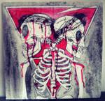 2Skull - sketch