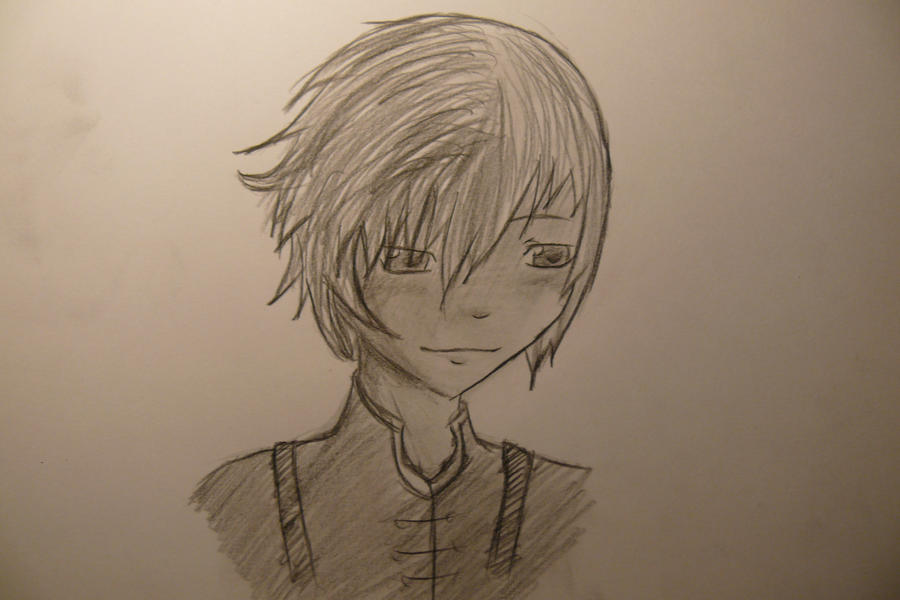 Anime Boy Hairstyle No 1 By Fynns
