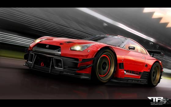 TP9s Racing GT-R