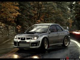 Subaru Impreza Touge by IAC by iacoski