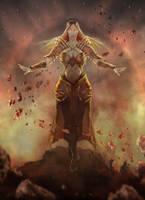 unleash hell upon us by ikametreveli