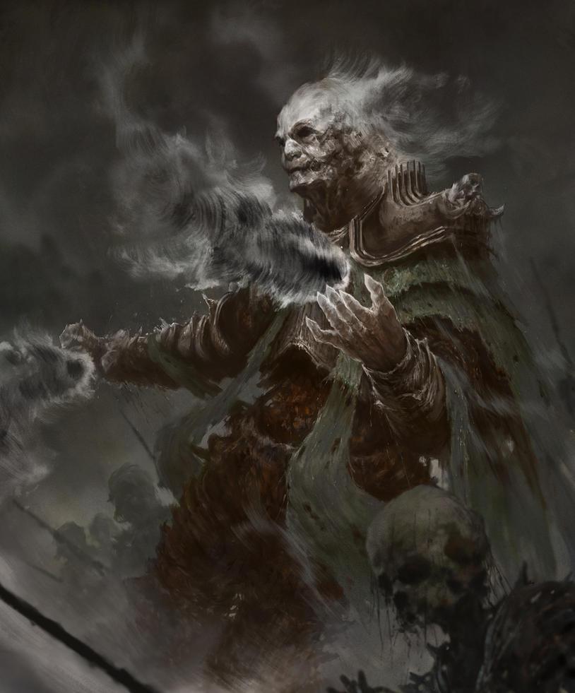 Necromancer by ikametreveli