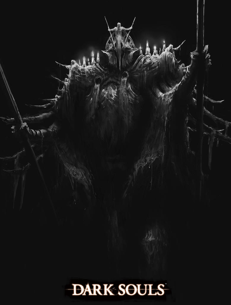 Dark Souls by ikametreveli