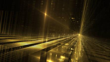 CITY LIGHTS by Transistor1