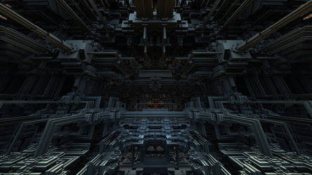 TEMPLE OF THE MACHINES by Transistor1