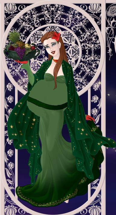 Ghost Of Christmas Present Costume Ideas.Ghost Of Christmas Present By Frauthenardier On Deviantart