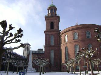 Paulskirche in Frankfurt by xXnicoleXx9