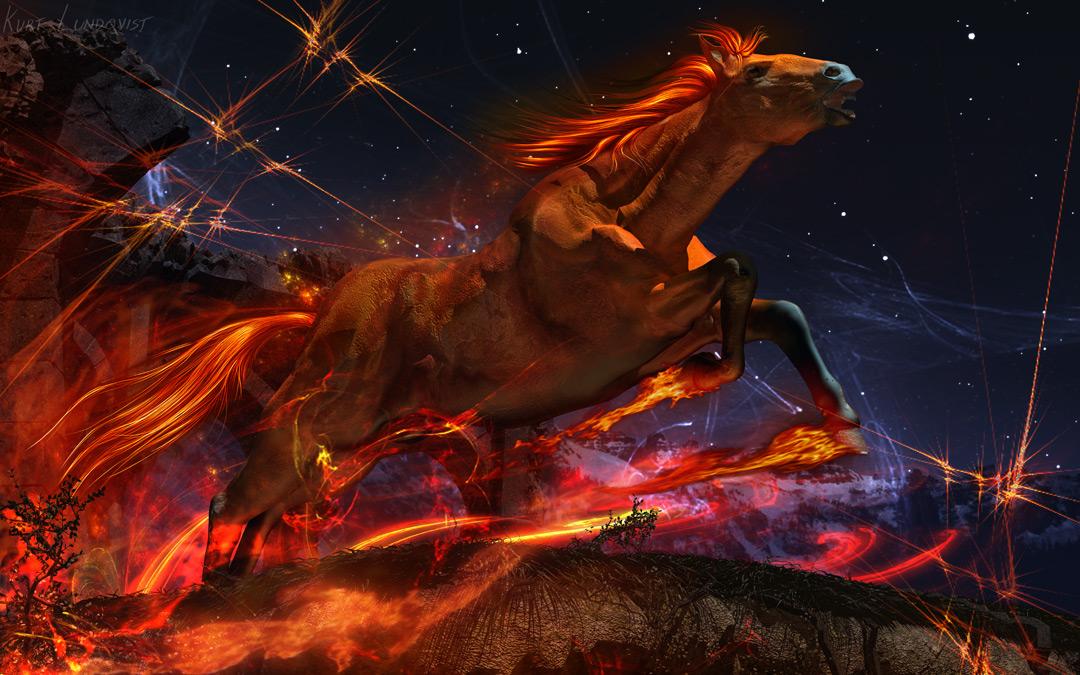 wallpaper unicorn horse