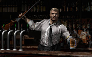 Guns and Beer by lundqvist