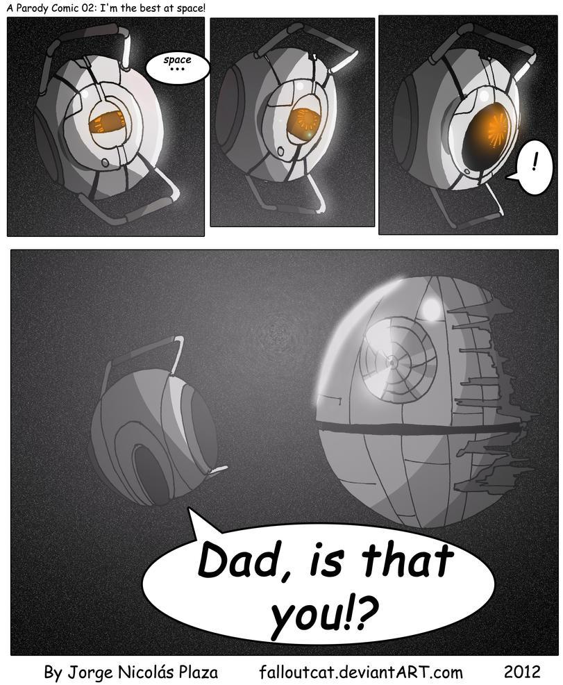 A Parody Comic 02 by FalloutCat