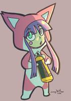 Pino by FalloutCat