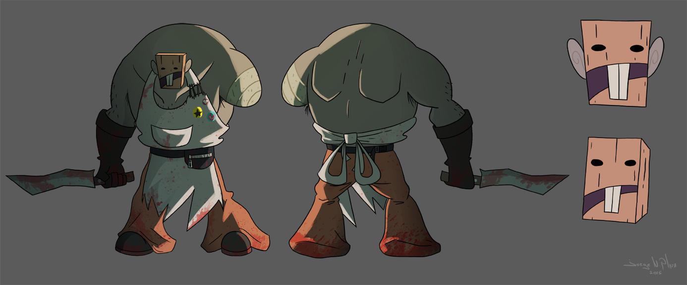 Lomo by FalloutCat