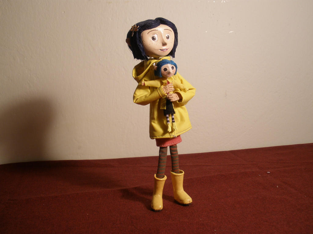 Coraline Doll By Mbcorp2 On Deviantart