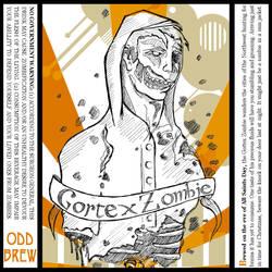 Gortex Zombie Lable by Nikandedd