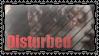 Disturbed Stamp by XxRandomXIdiotxX