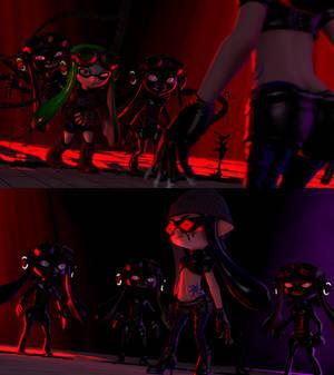 Arima vs. Dark Ayami