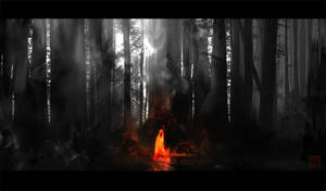 Spirit of the Forest by artroni