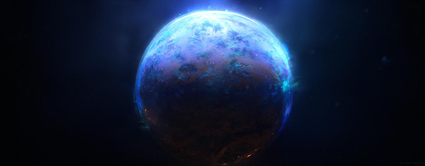 UNIVERSE 4 by artroni