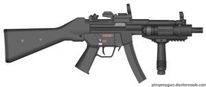 Tactical MP5A2