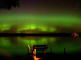 Aurora Borealis - My First by fotodog
