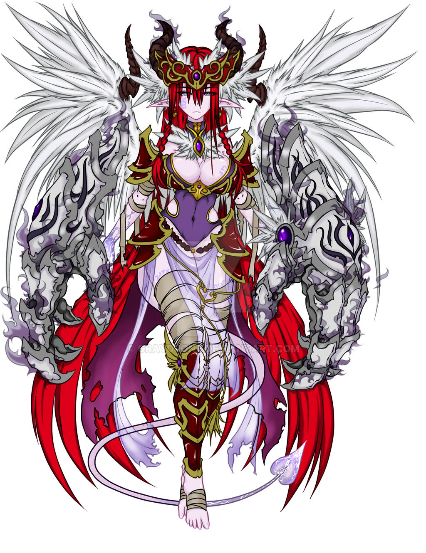 Nephilim by Graydrone