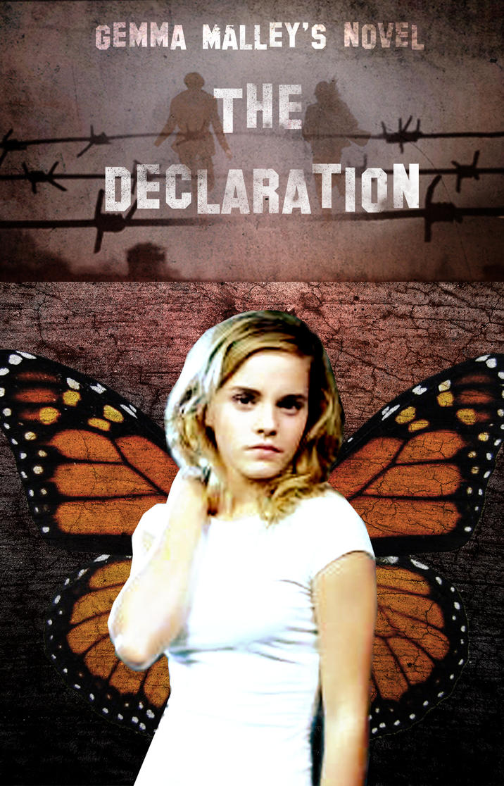 The Declaration :Cover: by InPBo