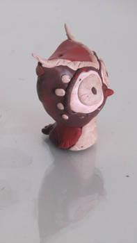 Polymer Clay OWL