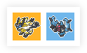 UltreSolgaleo and UltraLunala by ErPorygatto
