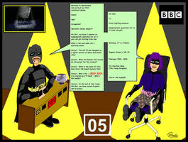 Hit Girl on Mastermind by Davoe