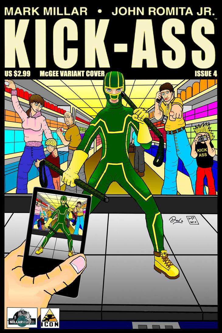 Kick Ass Issue 11