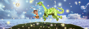 The Good Dinosaur Billboard Entry 2