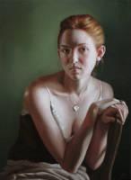 Self Portrait by briannatron87