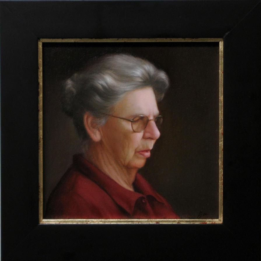 Grandma Betty by briannatron87