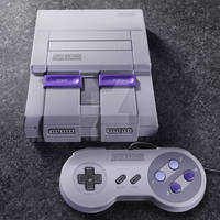 Super Nintendo (SNES Classic Edition) Digital Art