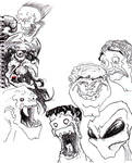 Hoards of Evil