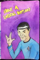 Dads Birthday Card 2014