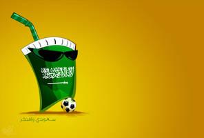Saudi Arabia Cup .. by Abo3lian