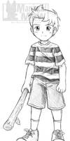 Manga style Lucas