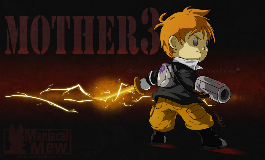 mother 3 unmasked masked man by maniacalmew on deviantart