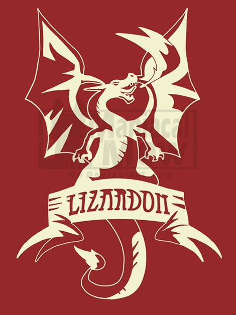Charizard 'Lizardon' Shirt by ManiacalMew