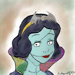 Tim Burton's Snow White
