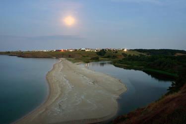 Veleka river estuary