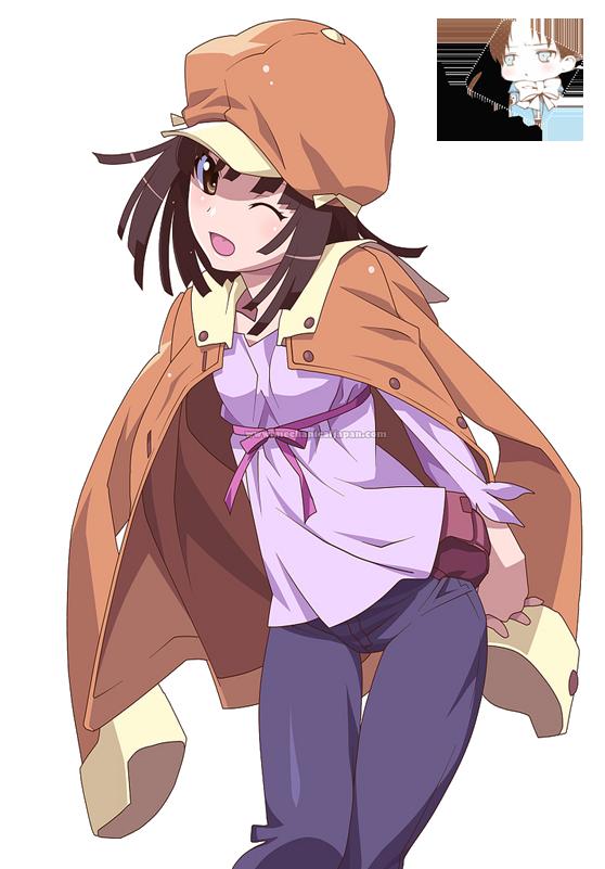 Anime Render Cat